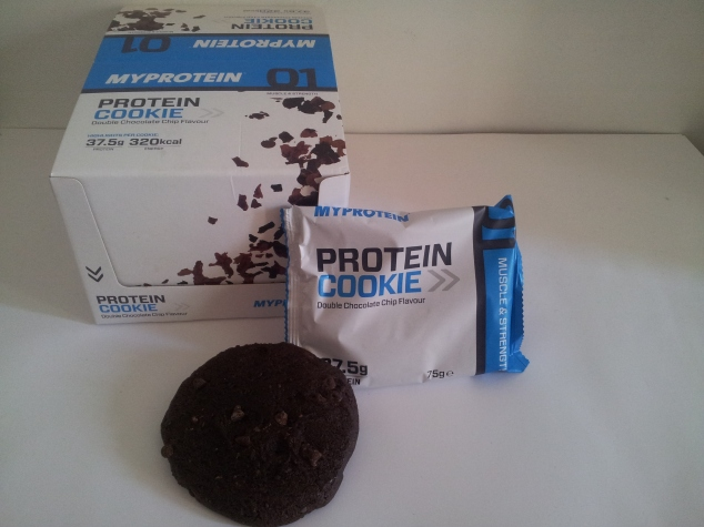 MyProtein Double Chocolate Cookie