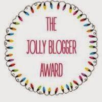 The Jolly Blogger Award