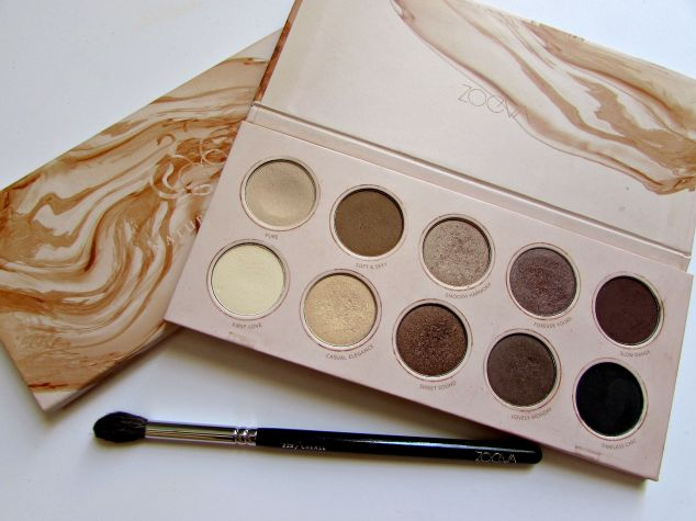 Zoeva's 'Naturally Yours' Eye Shadow Palette