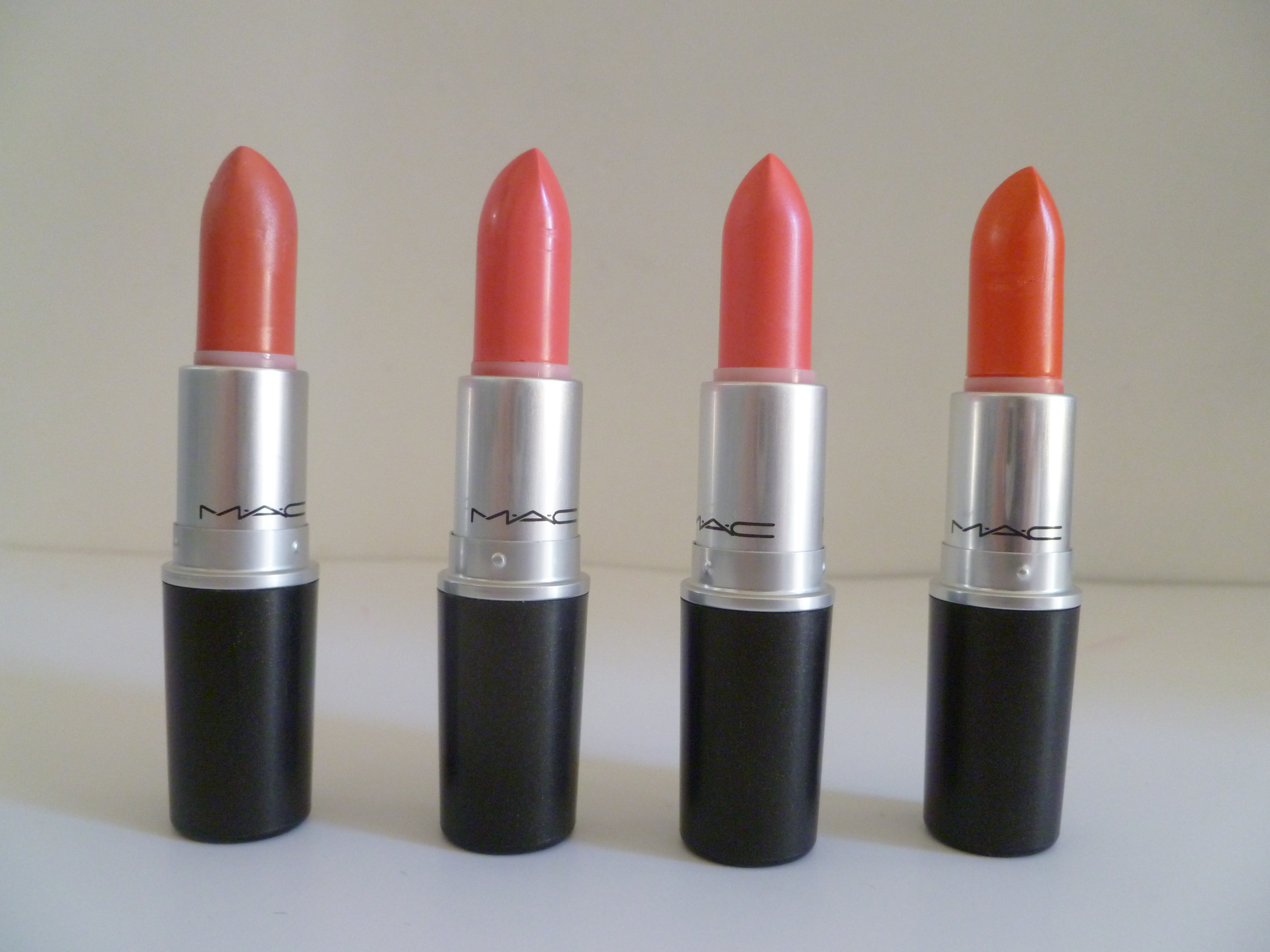 Coral Bliss Mac Lipstick | Talking about Beauty