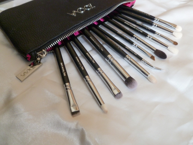 Zoeva Brushes - The Complete Eye Set