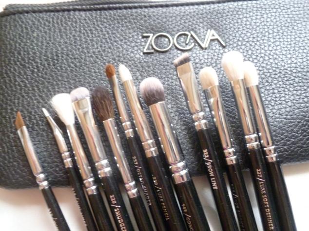 Zoeva Brushes - The Complete Eye Set