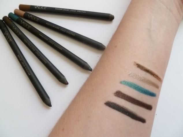 Zoeva Graphic Eyes Pencils