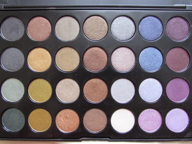 Zoeva Metallic Stones Eye Shadow Palette