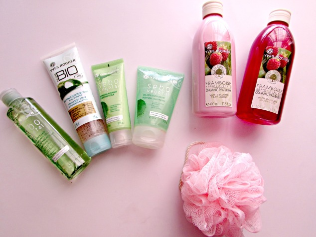 Face & Body Products from Yves Rocher