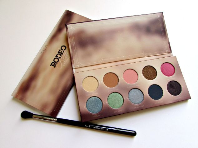 Zoeva's 'Rodeo Belle' Eye Shadow Palette