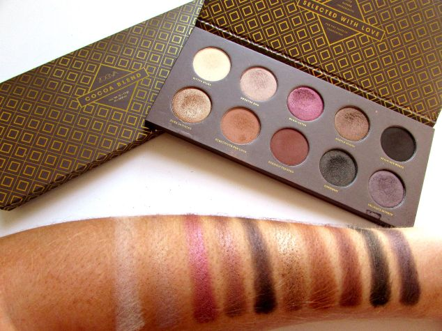 Zoeva's 'Cocoa Blend' Eye Shadow Palette