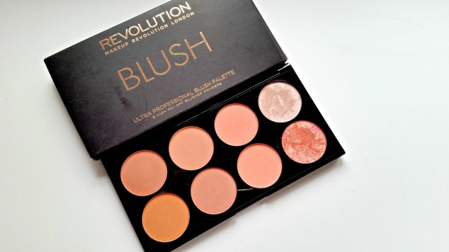Make Up Revolution Blush Palette in Hot SpiceMake Up Revolution Blush Palette in Hot Spice