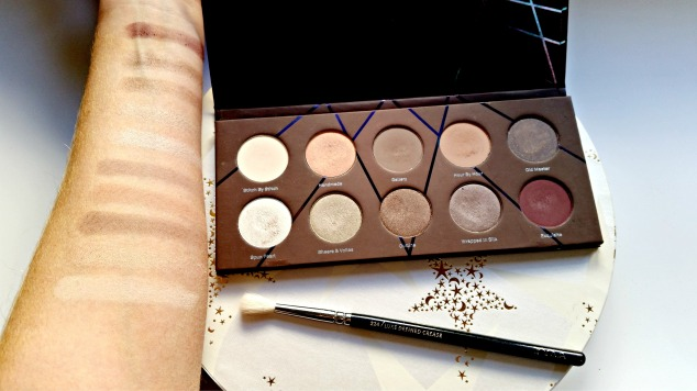 Zoeva's 'En Taupe' Eye Shadow Palette